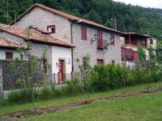 Casa rural la llosuca con 6 habitaciones en villaviciosa - Patios rurales ...