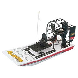 Aquacraft Mini Alligator Tours 18 25 Inch 2 4ghz Rtr Electric Rc Airboat Airboat Rc Hobby Store Radio Controlled Boats