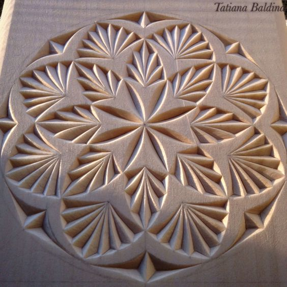 Wood working chip carving and designs on pinterest