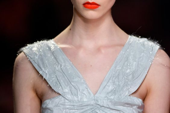 Nina Ricci at Paris Fall 2013 (Details)