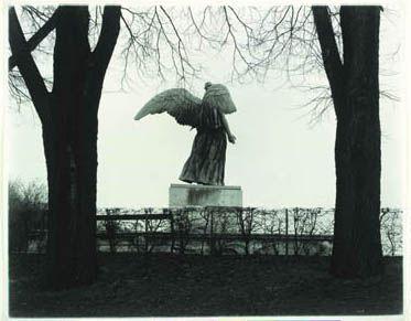Per Bak Jensen (f. 1949). Fra serien: Den Gådefulde By. 1988.