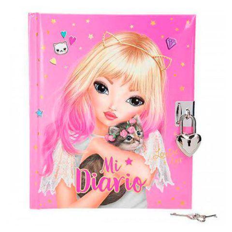 Diario Top Model Rosa Top Model Cute Cartoon Wallpapers Makeup Kit For Kids
