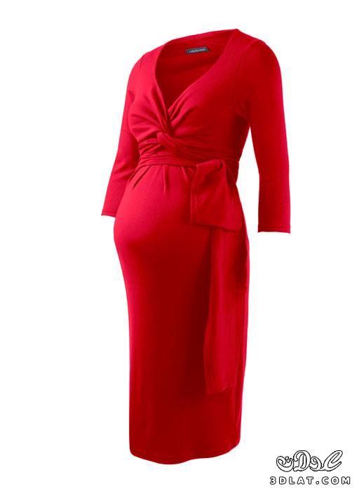 فساتين سهرة للحوامل موديلات صغيرة وطويلة 130751593416 Jpg Dresses Fashion High Neck Dress