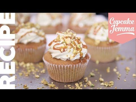 1 How To Make Baklava Cupcakes Cupcake Jemma Youtube With