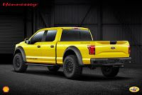 Hennessey Previews Supercharged 2015 VelociRaptor F-150 with More Than 600HP
