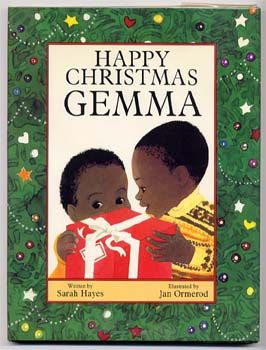 Sprout's Bookshelf: 12 Days of Christmas Picture Books - Happy Christmas Gemma by Sarah Hayes