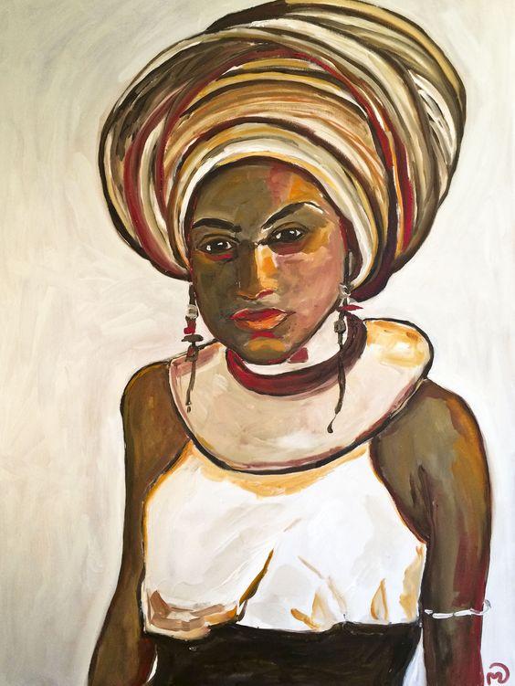 Meisie - oil 60x80cms by Vodegel #oil #canvas #art #paintings #buy SOLD