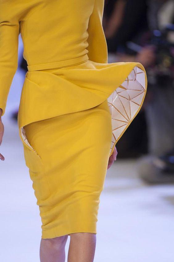 Défilé Stéphane Rolland Printemps-été 2014 Haute couture