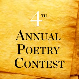 NARRATIVE'S FOURTH ANNUAL POETRY CONTEST runs from May 15 until July 17.