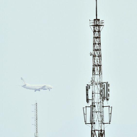 """Hey @iamyoshimi_, I have similar photo for story  """"Mengejar Pesawat (1)"""" #✈"""