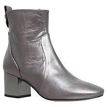 Buy Carvela Strudel Blocked Heel Ankle Boots Online at johnlewis.com