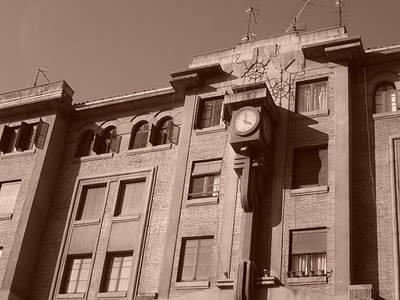 #Pamplona #Navarra antigua estación autobuses