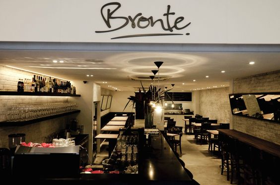 Bronte Cafe in Greenwood Avenue. Great for Brunch and coffee.