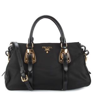saffiano lux double-zip tote bag - Gorgeous authentic Prada BN1903. Get yours for the right price ...