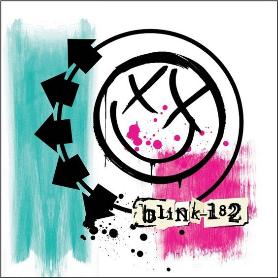 Blink 182 - Blink 182 on Limited Edition 180g 2LP