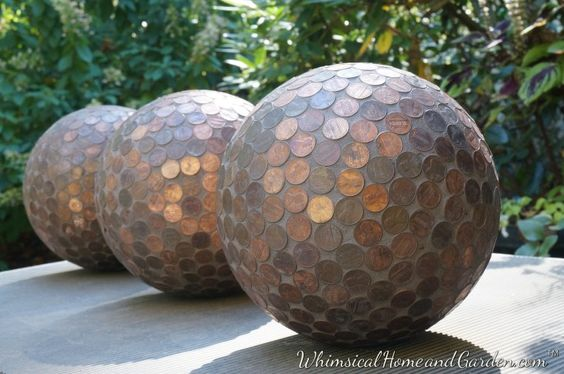 Penny Ball part 2  how to make and weatherproof.