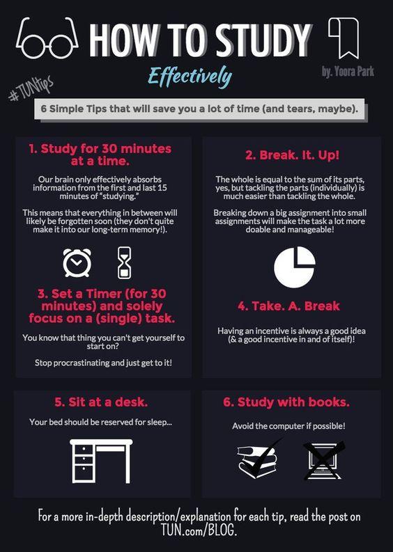 Schedule Balancing Tips Between School And Work