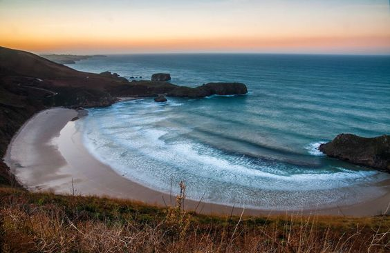 Torimbia beach, LLanes (Asturias - Spain)