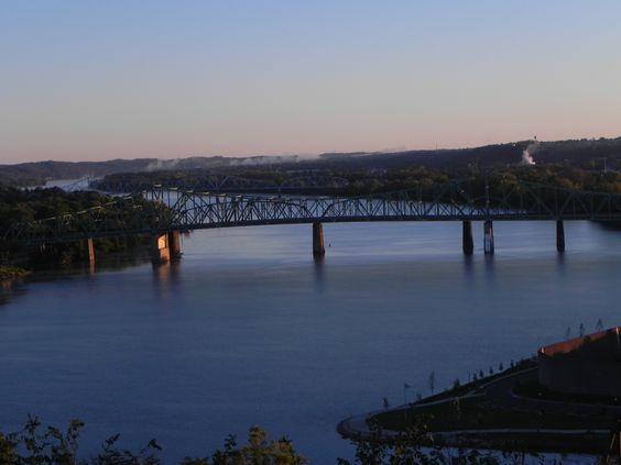 Ohio River...Mid-Ohio Valley