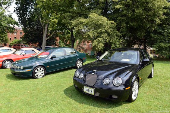 2005 Jaguar S-Type Image