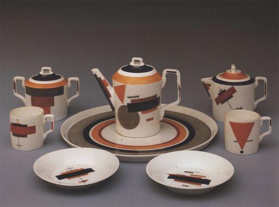 o suprematismo nas cerâmicas de nikolai suetin (1897-1954)