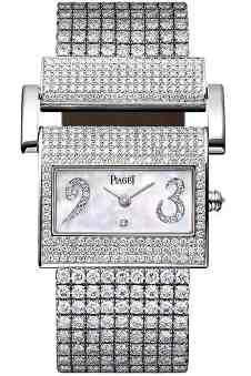 Piaget Miss Protocole with Diamond Bracelet