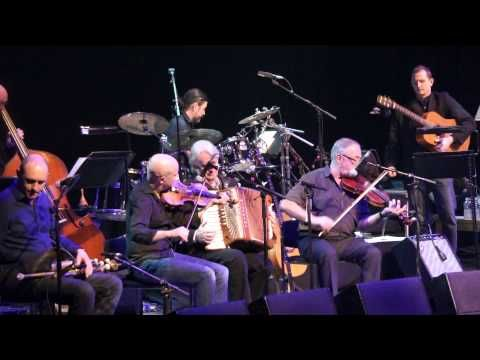 Aly Bain and the band, Transatlantic Sessions (Glasgow, Feb 2013)