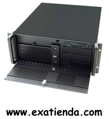 """Ya disponible Rack 19"""" 4u aic rmc4s2 02r sin fuente atx   (por sólo 161.89 € IVA incluído):   -Aplicación: Servidores de Internet (Web / Correo), servidores de ficheros, aplicaciones militares y ordenadores industriales y de telecomunicaciones. -Estándar industrial: EIA-RS310D -Material: Acero laminado de alta dureza -Dimensiones (mm): 482,6 x 508 x 177,8 -Refrigeración: 2 ventiladores de 90mm frontales (+ 2 traseros opcionales de 60mm) -Fuente de alimentación: No inc"""