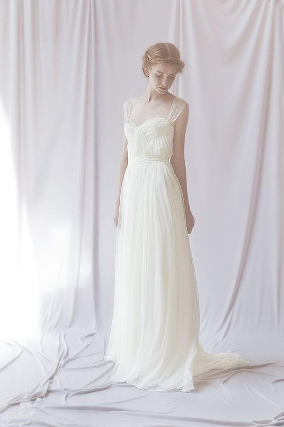 Feya Gown — Alexandra Grecco Bridal | fabmood.com: