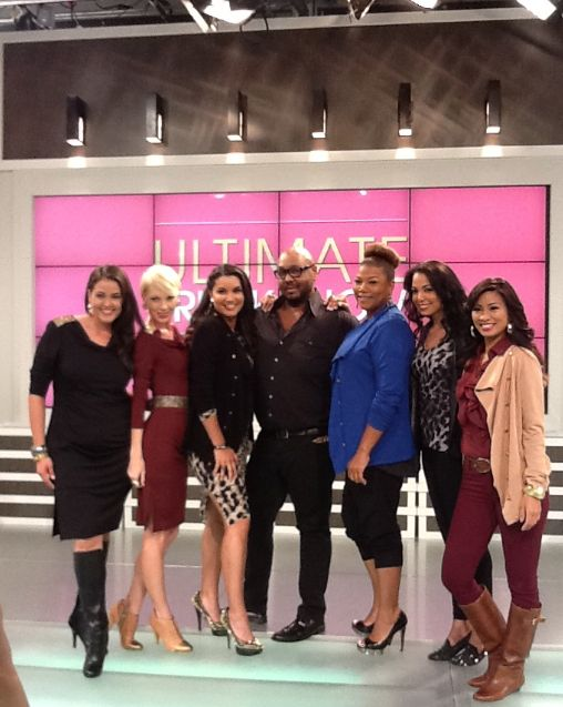 Watch Timothy Snell On HSN Hosting The Queen Collection!  (Click on the photo for air times)