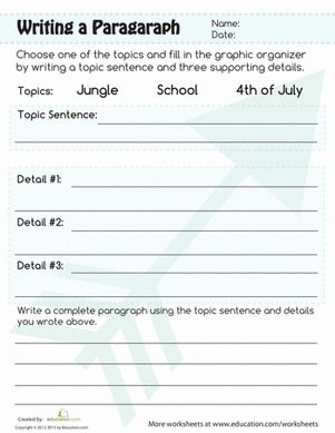 from paragraph to essay developing composition writing
