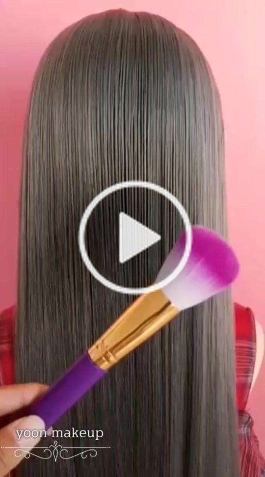 Gooi Makyeyr Makeup Yoon Has Created A Short Video On Tiktok With Music Trndsttr Lucian Remix Hair L Di 2021 Rambut Berantakan Model Rambut Sedang Gaya Rambut