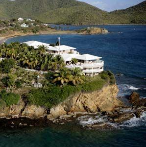 Curtain Bluff Resort, Antigua, TL500