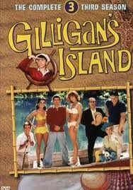 """Gilligan's Island"" with Dawn Wells, Bob Denver, Tina Louise, Jim Backus, Alan Hale, Jr. Natalie Schafer, Russell Johnson..."