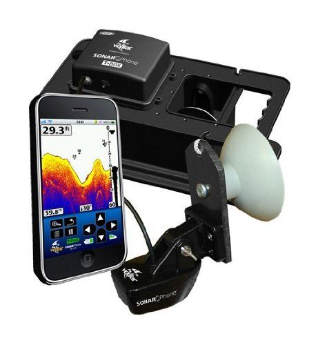 amazon: vexilar sp300 t-box smartphone fish finder with, Fish Finder