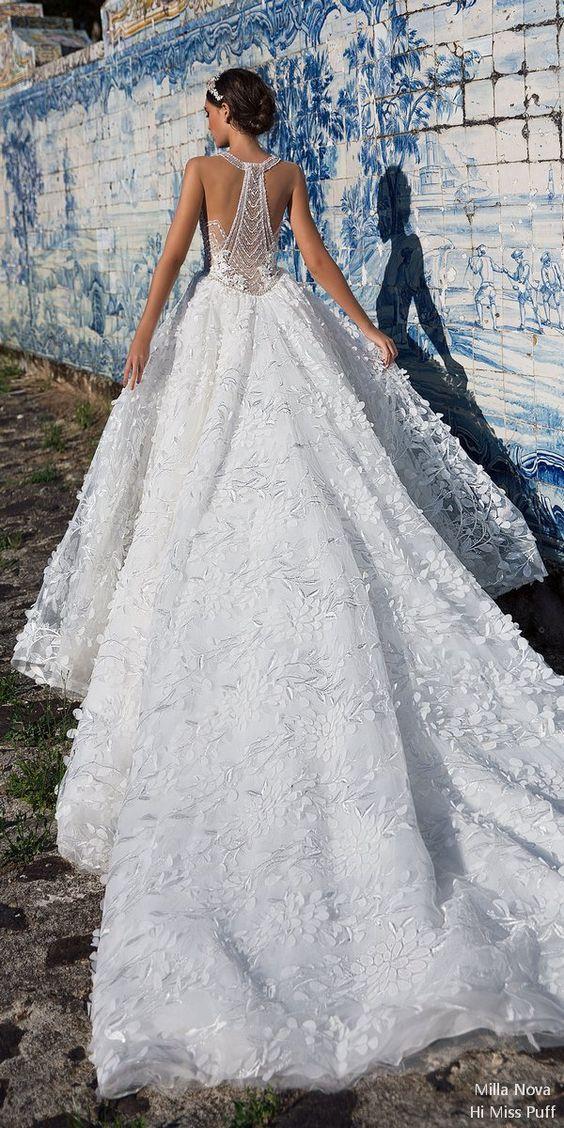 a true masterpiece of bridal fashion