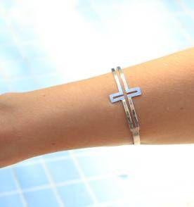 Bracelete Cruz