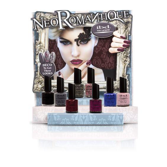 NEW! NeoRomantique Nail Lacquer http://www.beautyfactorynails.com/en/neo+romantique/s/