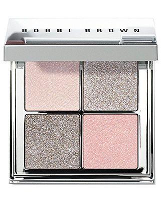 Bobbi Brown Nude Glow Crystal Eye Palette - Gifts & Value Sets - Beauty - Macy's
