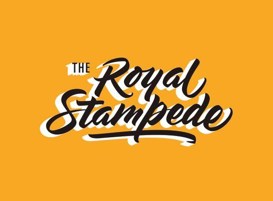 The Royal Stampede