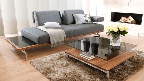 JOOP! LIVINGROOM - Sizz - sofa, tisch \ stuhl - Weil am Rhein - joop teppich wohnzimmer