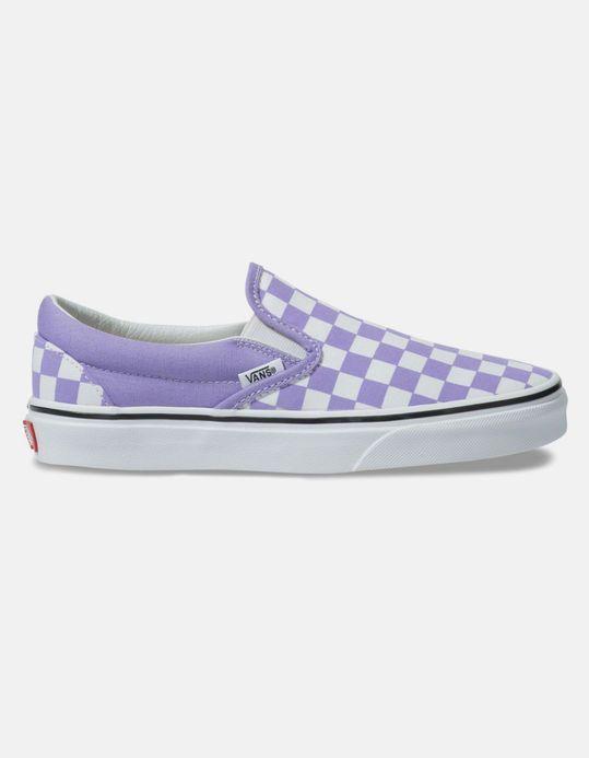 VANS Checkerboard Classic Slip-On