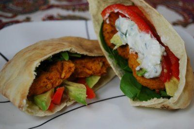 Sweet Potato Falafel via @The Lean Green Bean