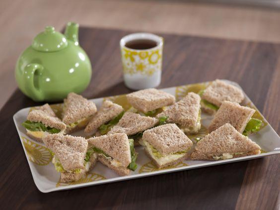 Curried Egg Salad on Whole Wheat Bread | Recipe | Yogurt, Bread ...