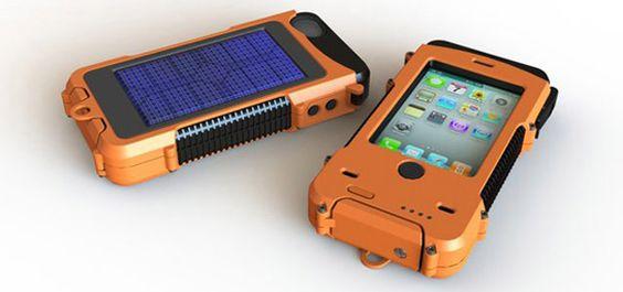Case promete proteger o iPhone de quedas, arranhões e até da água. #Iphone