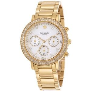 KATE SPADE NEW YORK Ladies Gramercy Grand Chronograph Watch
