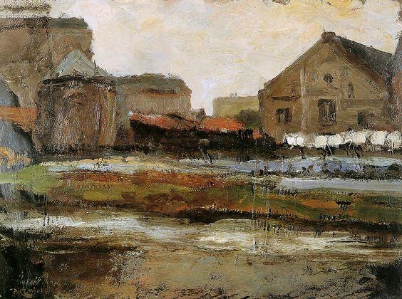 - Piet Mondrian