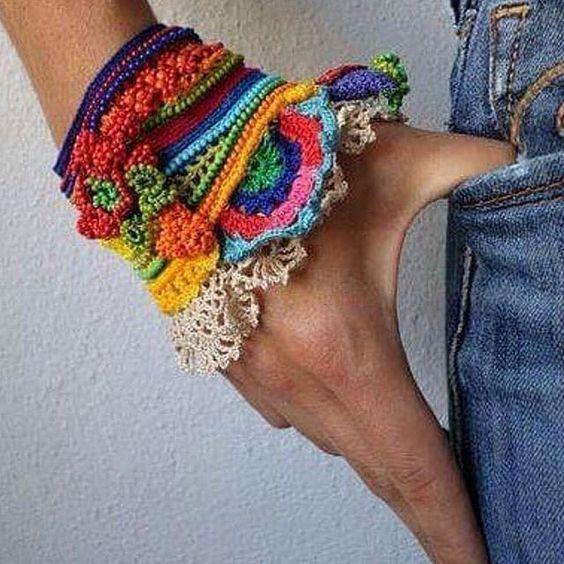"248 Likes, 6 Comments - Gypsy Grrrl ✨ (@gypsy.grrrl) on Instagram: ""Crazy about crochet. Repost from @salimadaso ❤️"":"