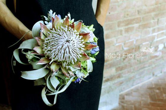 Cla&Ale baciati dal sole | Mag Florist