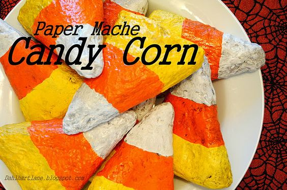 vintage candy corn